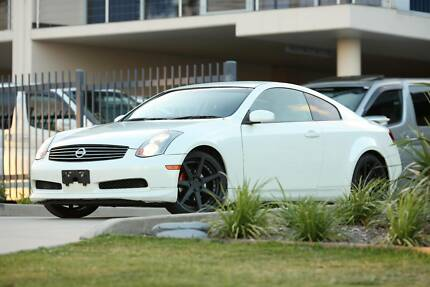 2004 Nissan Skyline 3 Year Warranty 20'' wheels New interior Rego