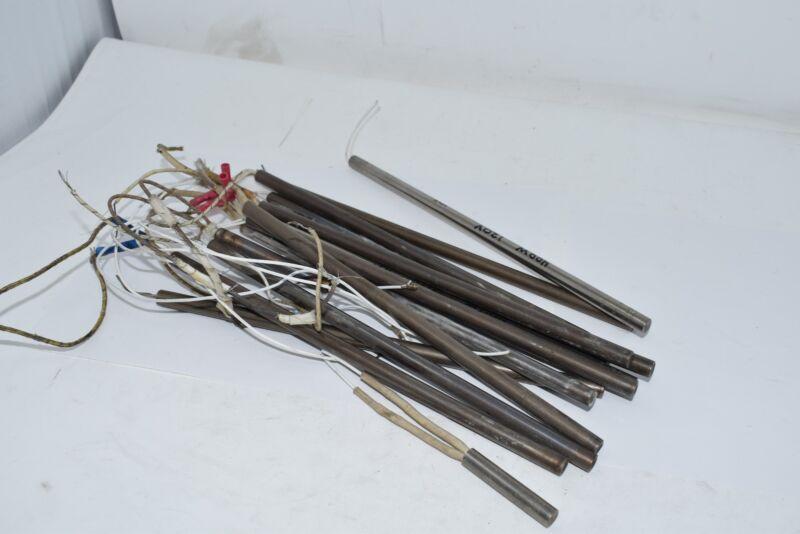 Lot of 14 RAMA Cartridge Heaters 3/8