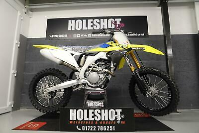 SUZUKI RMZ 250 2021 BRAND NEW MODEL MOTOCROSS BIKE EFI FUEL INJECTED
