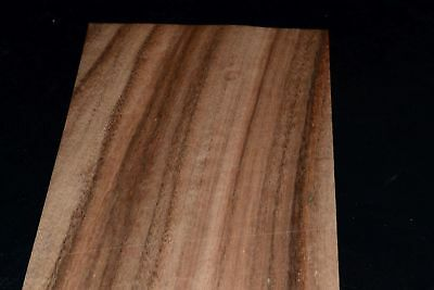 Queensland Walnut Raw Wood Veneer Sheets 4 X 43 Inches142nd Thick  E8315-26
