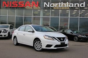 2017 Nissan Sentra 1.8L AUTOMATIC BLUETOOTH POWER PACKAGE