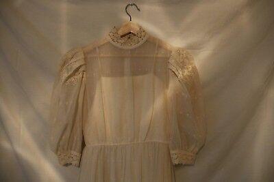Unique Handmade Vintage Dress