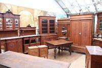 Antike Möbel, Schrank,Kommode,Buffet, Schreibtisch,Stühle,Tische Hannover - Mitte Vorschau