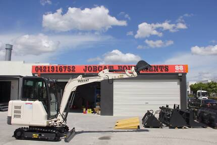 New Jobcat  SM925 A/C Cabin with Quick Hitch AUD34900 Inc GST