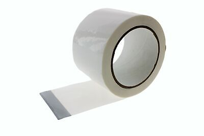 2 White House Wrap Sheathing Tape Building Contractor Sealing Seaming Tyvek 55y