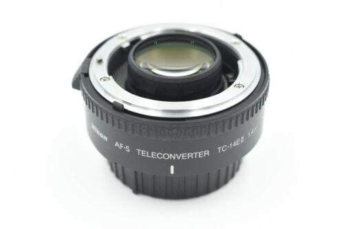 Nikon AF-S TELECONVERTER TC-14E II 1.4X  #P4632