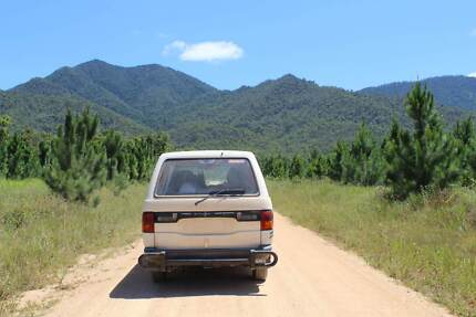Toyota Townace - 11 months rego