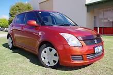 Automatic 2008 Suzuki Swift Hatchback Wangara Wanneroo Area Preview