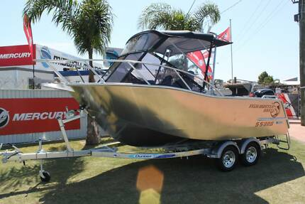 Fish Hunter 550 RB Runabout