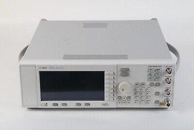 Agilent E4428c Esg Analog Signal Generator 250khz - 3.0ghz W Opt. 503