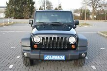 Jeep Unlimited Sport + Softtop Tempomat AHK