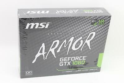 ARMOR GTX 1060 ARMOR 6G OCV1 GeForce GTX 1060 Graphic Card