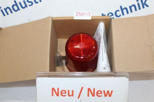 Pfannenberg P300 Flf Signal Light Flashing Light Red 21331805000