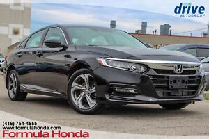 2019 Honda Accord EX-L 1.5T Heated Front Seats, Available Sat...