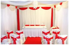 Wedding arch - 100$ , Chair cover 1$ all party decorations Glenwood Blacktown Area Preview