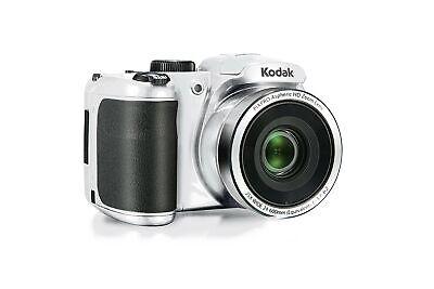 Kodak PIXPRO Astro Zoom AZ252-WH 16MP Digital Camera with 25X...