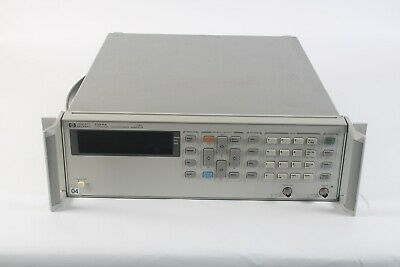Hp Agilent 3324a Synthesized Function Sweep Generator - Test Equipment