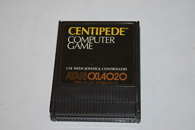 Centipede CXL4020 Atari 400 800 Computer Video Game Cartridge