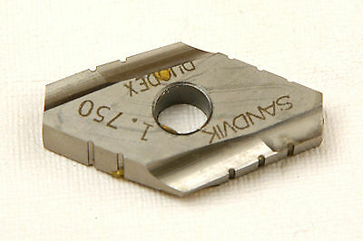 1.750 Diameter Duodex Spade Drill Insert E-1-7-3-33