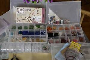 BEADS! Make your own Jewellery - full starter kit South Plympton Marion Area Preview