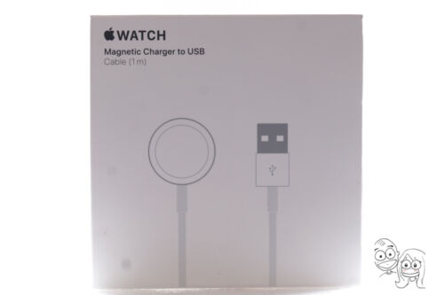 Original Apple Watch Magnetic Charging Cable (1m) - model - MU9G2AM/A