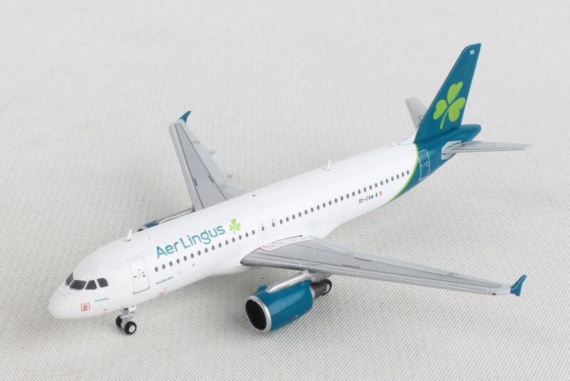 Gemini Jets Aer Lingus Airbus A320 GJEIN1852 1/400 REG#EI-CVA. New
