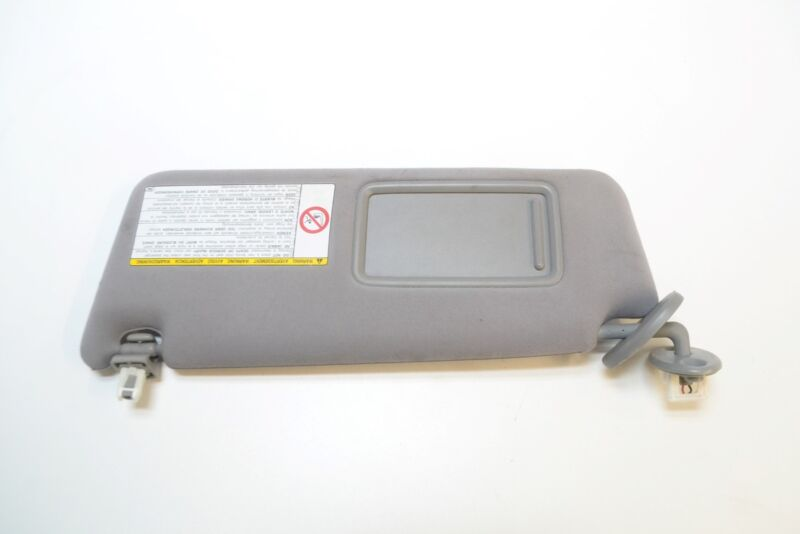 LEXUS GS 300 2006 RHD SUN VISOR SHADE LEFT NEAR SIDE