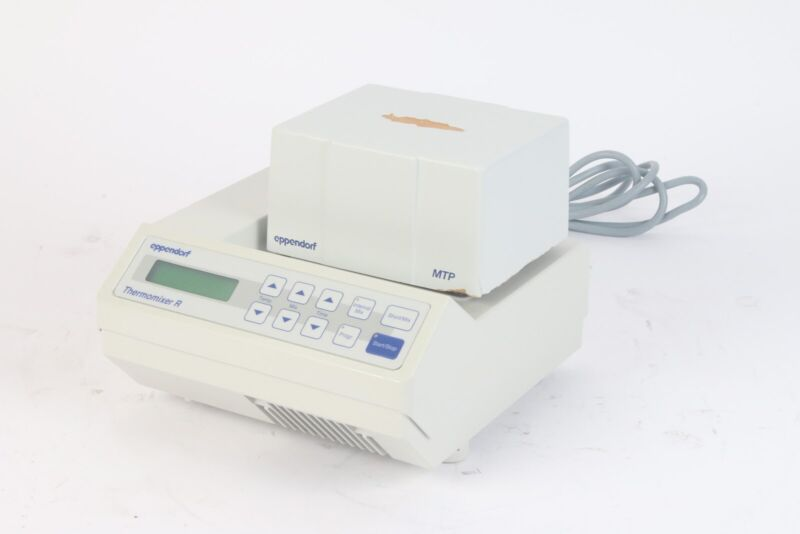 Eppendorf 5355 Thermomixer R Comfort Thermocycler V 2.11