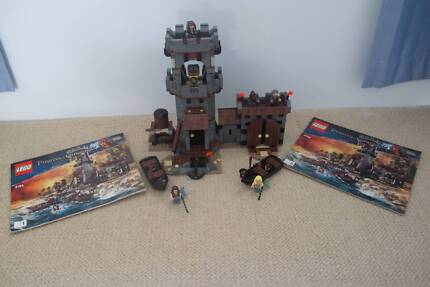 LEGO -  Pirates of the Caribbean Sets x 5