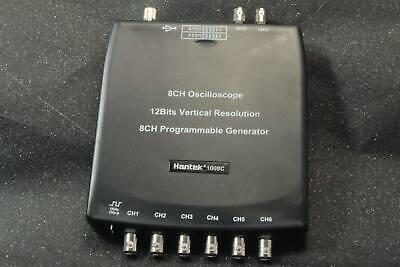 1008c Hantek Daqprogram Generator Pc Usb 8ch Oscilloscope Automotive Diagnostic