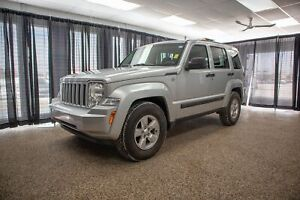 2011 Jeep Liberty Sport 3.7L Engine, power equipment and more.