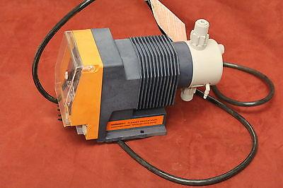 Prominent G4a G4a0703pp2 Mertering Pump .81gph Pp 6040.158 New