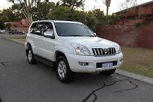 2003 Toyota LandCruiser Wagon Marmion Joondalup Area Preview