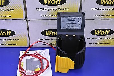 Wolf Slh-sb8 H-sb8 Wolflite Lantern Car Battery Charger 12-36v C-100