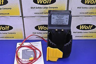 Wolf Slh-sb8 H-sb8 Wolflite Lantern Car Battery Charger 12-36v C-100