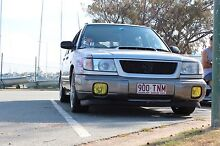 1998 Subaru Forester Wagon Belmont Brisbane South East Preview