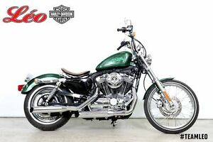 2013 Harley-Davidson Sportster Seventy-Two **couleur unique**