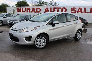 2012 Ford Fiesta !!! 109,000 KMS !!!