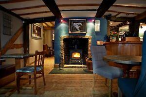 Luxury Sunday Night Short Break - Herefordshire Market Town Hotel