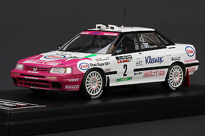 Subaru Legacy RS #2 1993 Lana Rally **Kleenex** -- HPI #8272 1/43