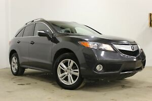 2014 Acura RDX Tech Pkg - Navigation| Leather| Sunroof| AWD