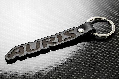 Toyota Auris Cuero Llavero Schlüsselring Llavero Icon Excel Hybrid
