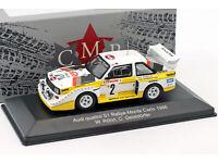 Audi Quattro s1 Monte Carlo 1986 Röhrl//geistdörfer 1:43 CMR wrc003b nuevo /& OVP