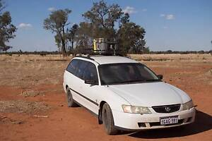 2004 Holden Commodore Wagon / WA REGO + lots of (CAMPING) EQUIP.! Dee Why Manly Area Preview