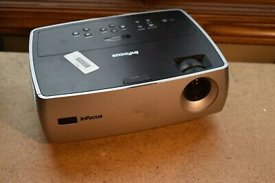 InFocus IN24 W240 SVGA Portable Projector 1700 Lumens 800x600 10 Lamp Hours