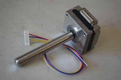 Nidec Kh39em2-851 2-phase Bi-polar Hybrid Stepping Motor - 11ozin - 1.8deg New