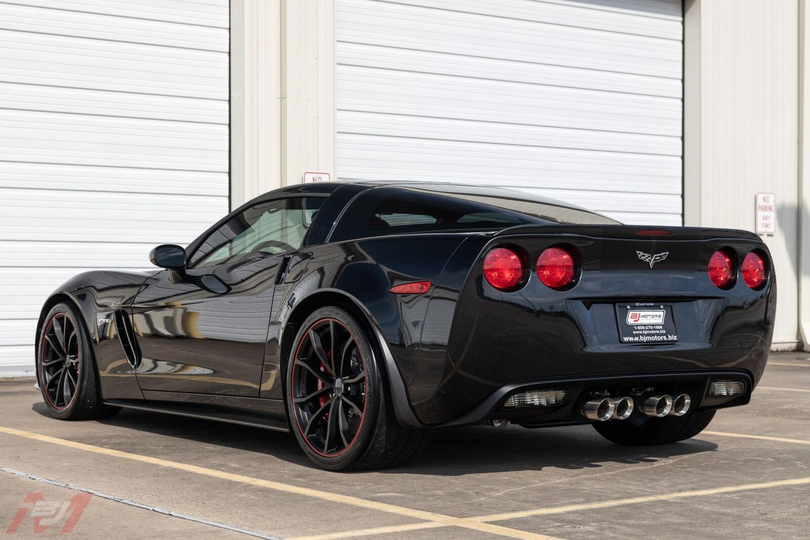2012 Carbon Flash Metallic Chevrolet Corvette Z06  | C6 Corvette Photo 10