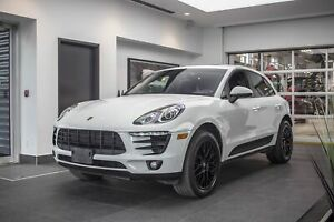 2016 Porsche Macan S PANORAMIC PREMIUM PACKAGE