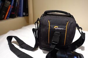 Lowepro camera bag Bondi Beach Eastern Suburbs Preview