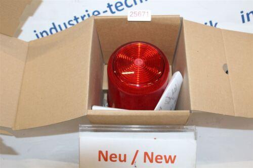 Pfannenberg P400 Flh Signal Light Red Flashing Light 21343105000